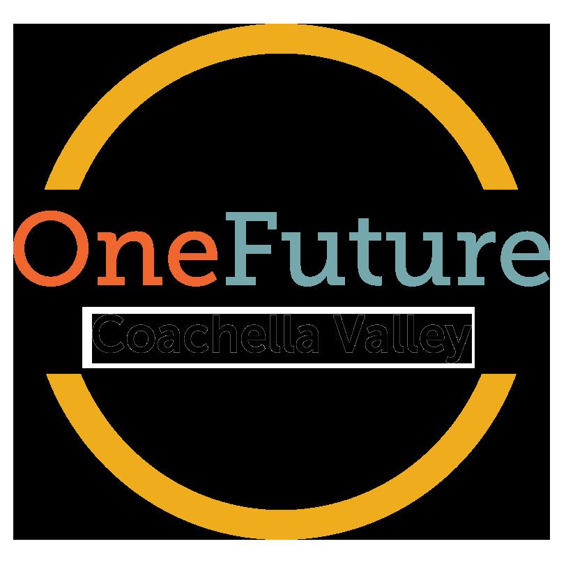 OneFuture Coachella Valley logo
